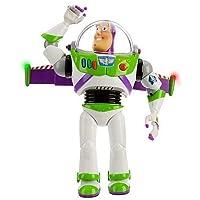 Disney Advanced Talking Buzz Lightyear Action Figure -- 12''