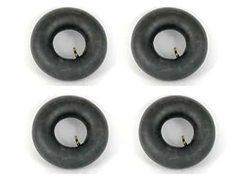 4 Stück Schlauch 260 x 85 mm 3.00-4 Zoll