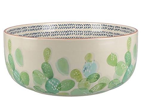 Creative Tops Drift Salad Bowl, Off/White