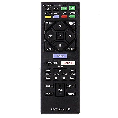 allimity RMT-VB100U Ersetzen Sie die Fernbedienung für den SONY BLU-RAY DISC Player...