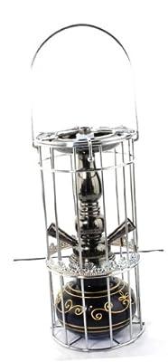 2-Schlauch Wasserpfeife SHISHA mit Trage-Gestell by CHAMP neu+ovp 29 cm von Champ