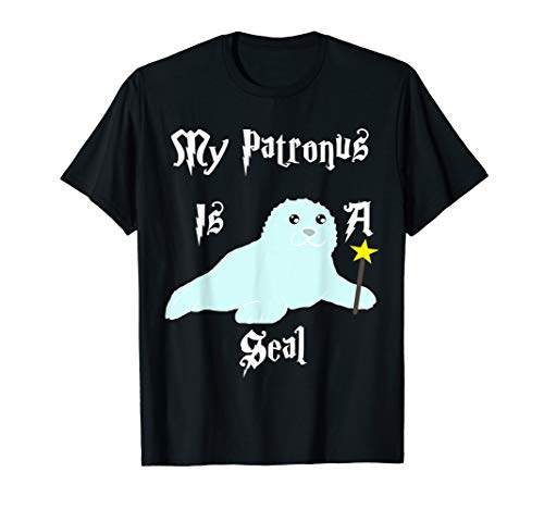 l Seelöwe Zauber Robbe Seehund T-Shirt ()