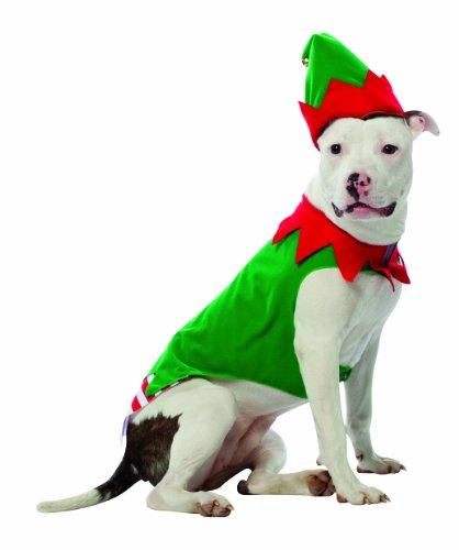 Rasta Imposta Hundekostüm Elf, ()