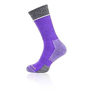 SealSkinz 147quickdrytm-Mid Länge geeignet für Laufen, Radfahren, Wandern, Segeln, Camping, Bereich, Pferd Riding-Multi Verwendung Socken