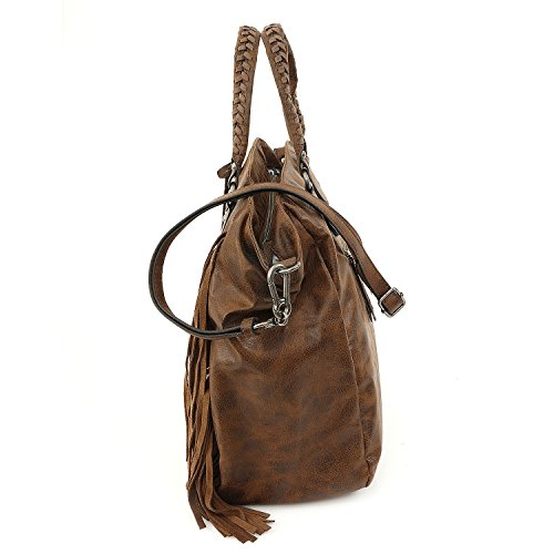Suri Frey Franzy City-shopper 700 Cognac
