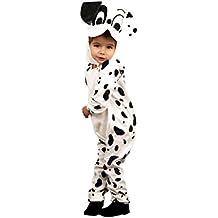 Disfraz de Dálmata para niños de 1 a 2 años
