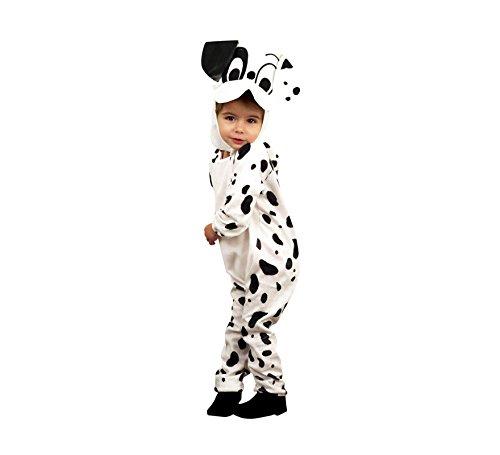 Imagen de disfraz de dálmata para niños de 1 a 2 años