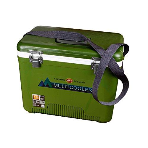 WFT Multicooler 12L green Kühlbox
