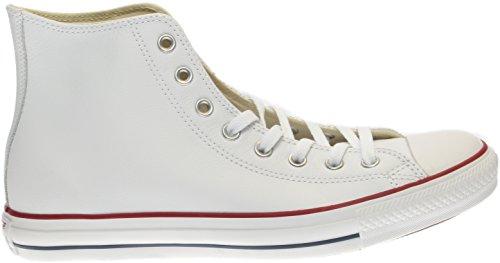 Converse Chuck Taylor All Star Hi Sneaker Unisex Adulto Bianco Z9a