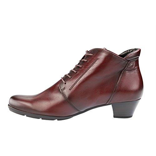 Gabor Basic, Bottes Classiques Femme Rouge