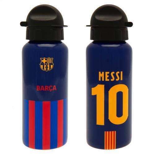 Scopri offerta per FC Barcelona Borraccia in Alluminio Messi Merchandise Ufficiale
