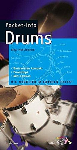 Pocket-Info, Drums (Schott Pro Line)