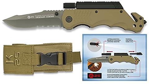 Couteau de poche silex-torche 19540 - RUI