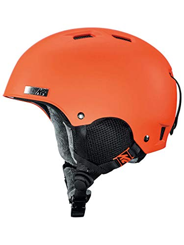 K2 Casque de Ski Verdict Orange Homme L/XL Orange