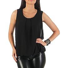 pretty nice a8796 42ec3 Suchergebnis auf Amazon.de für: Schwarze Bluse ärmellose