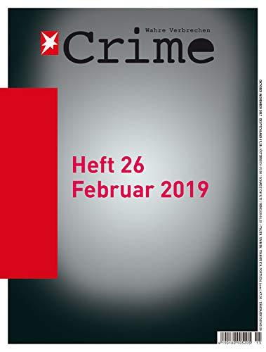 stern Crime - Wahre Verbrechen: Ausgabe Nr. 26 (04/2019)