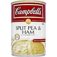 Campbell Sopas Condensadas de la Sopa de Guisantes Y Jamón 420gm