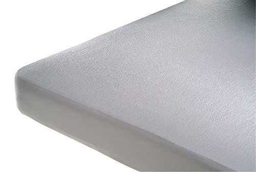 Cándido Penalba Protector de colchón Bambú, Blanco, 150 x 190/200 cm