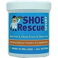 Schuh-und Fußpuder 100g - Fußgeruch-Entferner und Eliminator - Entwickelt von einem registrierten Fußpfleger Shoe... preisvergleich bei billige-tabletten.eu