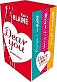 Le coffret Dear you, tomes 1 à 3
