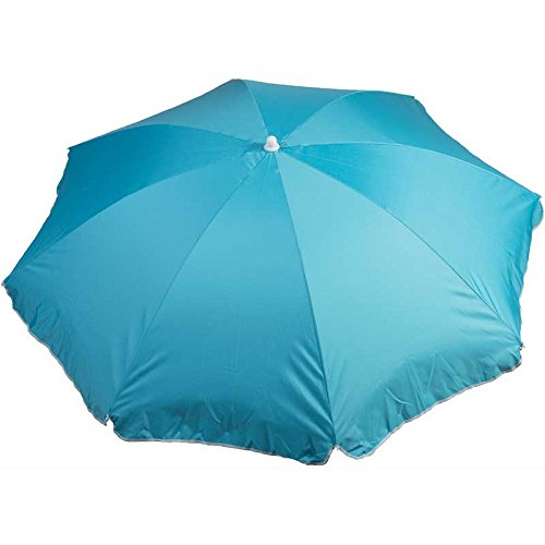 WDK Partner Sonnenschirm, blau, 7x 7x 85cm GBU-14061619PLYUVSTB