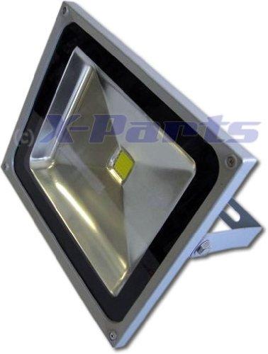 Preisvergleich Produktbild 50W SMD LED Flutlicht Strahler Licht Lampe Fluter MEGA