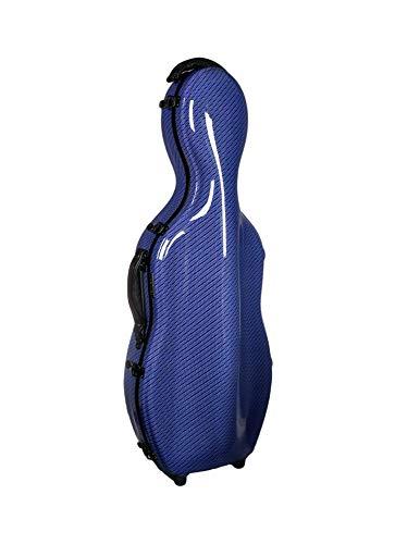Original Tonareli Bratschenkoffer 36-43 cm Sonderausgabe VAF1021 BLUE CHECKERED - Autorisierter...