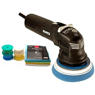 Rupes BigFoot® LHR12E STF DUETTO Exzenter-Poliermaschine Set