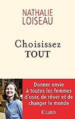 Choisissez tout de Nathalie Loiseau