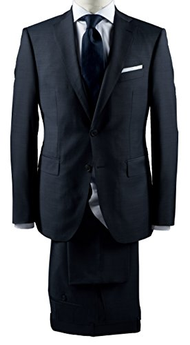 Michaelax-Fashion-Trade - Costume - Uni - Homme Blau (36)