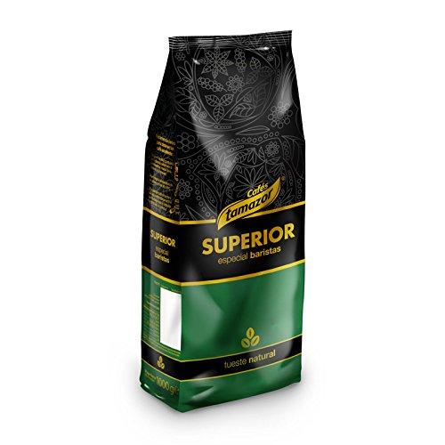 Tamazor - Café En Grano Superior Especial Barista Natural 100% - 1000 g.