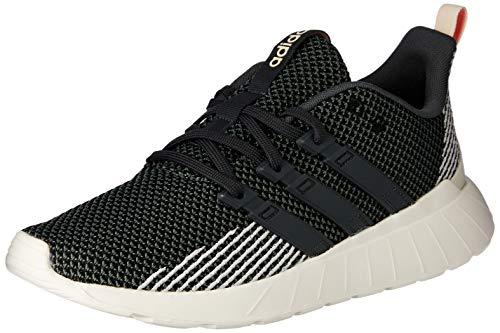 adidas Damen Questar Flow Fitnessschuhe, Mehrfarbig (Negbás/Grisei/Rospol 000), 39 1/3 EU