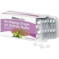 Beruhigungs Dragee mit Baldrian Hopfen | Entspannung & Geistige Fitness | preisvergleich bei billige-tabletten.eu