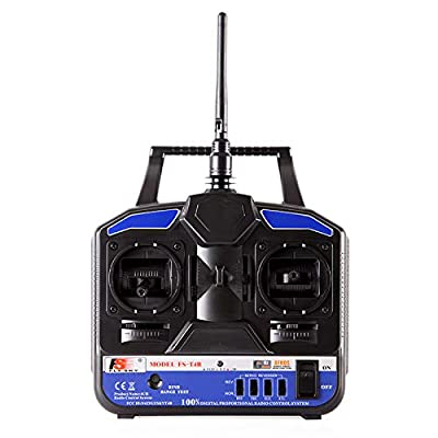 GoolRC 2.4G 4CH Radio Model RC Transmitter & Receiver