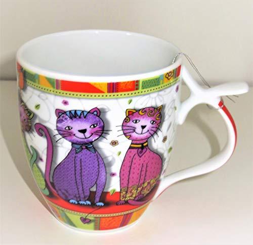 Coffret evi-tasse mug-tasse à café-chat