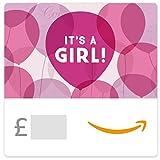 Best Amazon shower - It's a Girl Balloons - Amazon.co.uk eGift Voucher Review