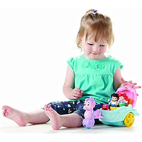 Fisher-Price - Accesorio para playsets Little People (Mattel X7834)
