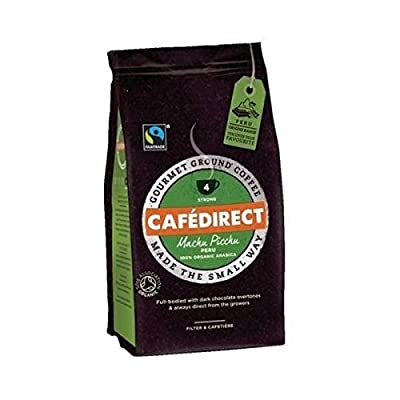 Cafe Direct Organic Machu Picchu Fairtrade from Cafe Direct