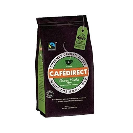 Cafe Direct Organic Machu Picchu Fairtrade
