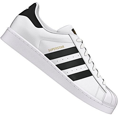 adidas adidas Superstar Sneaker C77124 White/Core Black/White Gr. 41 1/3 (7,5)