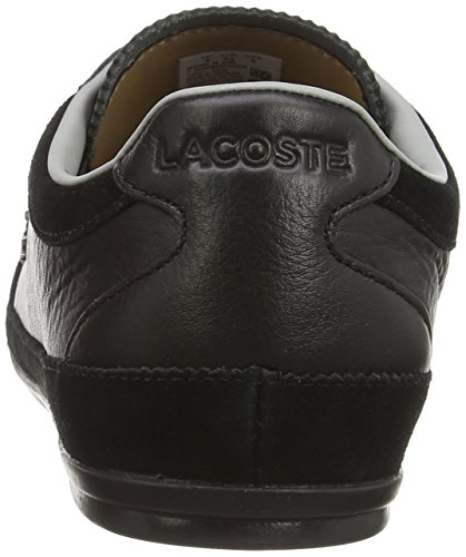 Lacoste Misano 36, Sneakers basses homme Schwarz (BLK 024)