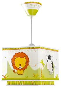 Dalber Lampe de Plafond - Suspension - Little Zoo