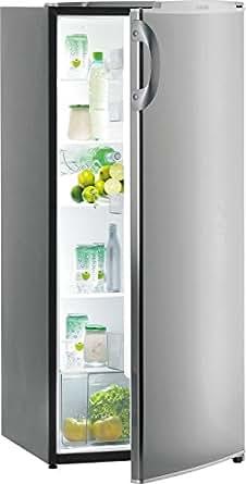 Gorenje R4121AX Autonome 217L A+ Gris, Métallique réfrigérateur - réfrigérateurs (Autonome, Gris, Métallique, Droite, Verre, 217 L, 219 L)