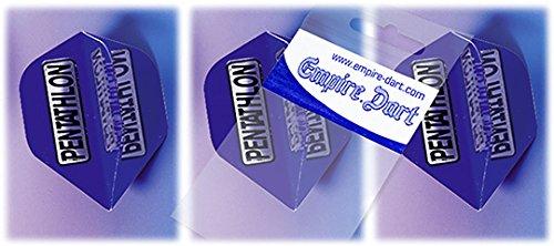 Flight-Set Empire® Pentathlon Standard Mini blau