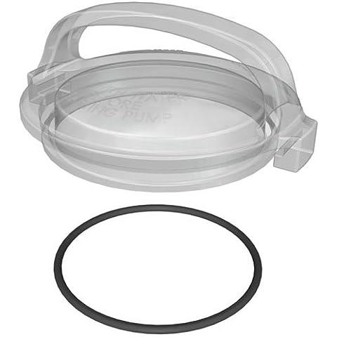 Hayward SPX1500D2A Siebdeckel mit O-Ring für Pumpen und Filter