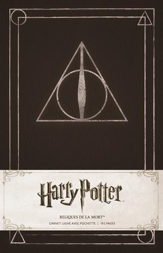 Harry Potter carnet  Reliques de la mort