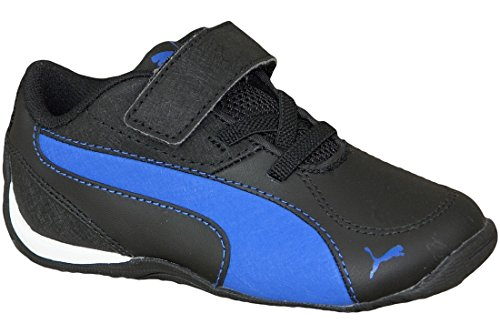 Sapatos 360968 01 Puma Cat Preto L Infantis Deriva 5 Nu wFvf8IqF