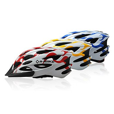 INBIKE Series New Stylish EPS Material Cycling Helmet with 28