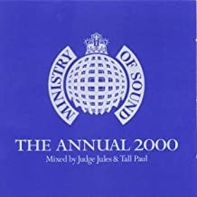 The Annual 2000 - Mixed by Judge Jules & Tall Paul