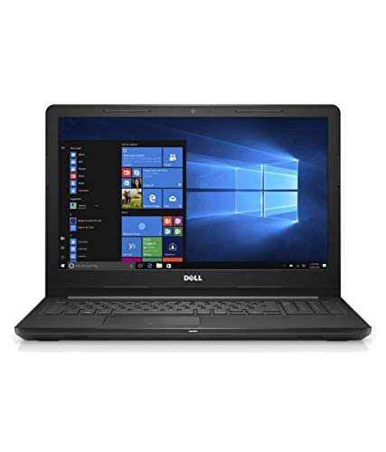 Dell Inspiron 3552 Laptop (DOS, 4GB RAM, 1000GB HDD) Black Price in India